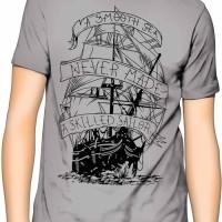 kaos cowo kartun sailor T-shirt combed 24s kaos distro sablon pria