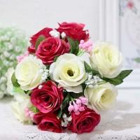 bunga plastik hias artificial handbouquet hand bouquet BABY BREATH A11