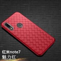 DISKON!!! Case Xiaomi Redmi Note 7 softcase casing back cover anti