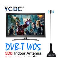 Antenna Aerial Booster For 5dBi Digital DVB-T TV Antenna Freeview HDTV