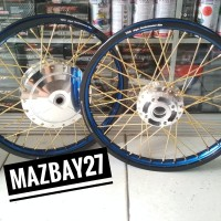 Velg Tdr Sepaket - Motor Matic Ring 17 Mio - Xride - Fino - Nouvo - Mi