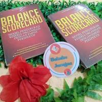 Buku Balance Scorecard Model Pengukuran Kinerja Organisasi