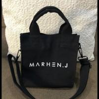 MARHEN J ROY MINI BLACK TAS WANITA KANVAS TW106