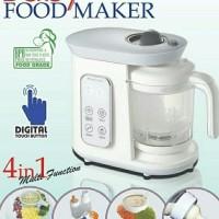 SALE Baby Food Maker Vienta - Biru Muda Termurah