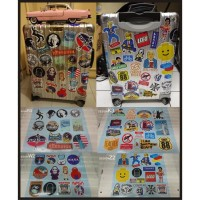 Stiker Koper Rimowa Set 4 Lembar R3 W2 K3 Z2 - PREMIUM Sticker Edition