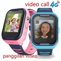JAM TANGAN SMARTWACH ANAK IMO 4G VIDEO CALL CAMERA GPS SIM WATERPROO