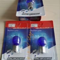 Lampu Sein Mundur Autovision Natural Blue S25 12v aksesoris mobil