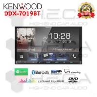 Kenwood DDX-7019BT Head Unit Double Din DDX 7019 BT Tape Audio Mobi