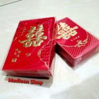 Angpao Kawin Kecil isi 23 Ampao Sangjit Murah Angpao Fancy Premium
