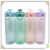 Botol Air Minum Plastik 800 ML - Botol Minum H-2012