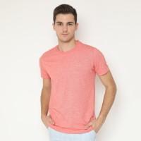 KALE ARTHUR / Kaos Pria Kale Clothing / T-Shirt Cotton Premium /ORANGE