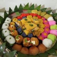 Kue Tampah Nampah Tradisional Halal