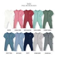 Little Palmerhaus Baby Sleepsuit 3m