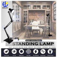 EELIC ELC-J022 LAMPU ARSITEK STANDING LAMP LAMPU BELAJAR ARSITEK MODEL