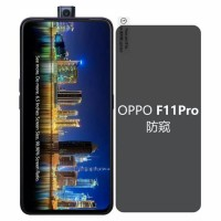 ANTI SPY OPPO F11 PRO TEMPERED GLASS PRIVACY SCREEN PROTECTION