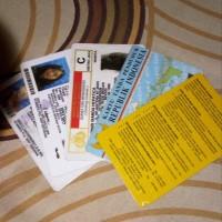 Terhot Antigores Sim Ktp Npwp Dan Id Card Lainnya Termurah