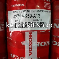 BAN HONDA 90/90-14 TUBLES/ BELAKANG MATIC HONDA/ FREE PENTIL TUBLES