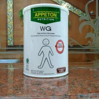 Appeton WG / Apeton Apton Weight Gain Coklat 900g