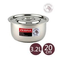 Zebra Indian Pan 20 Cm (170020) / Panci Saus Masak / ZBR
