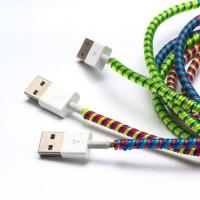 Pelindung Kabel Charger Universal Kabel Pelindung warna core protector