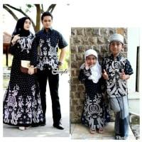 BAJU SERAGAM BATIK - Batik Couple Ori Ndoro Jowi DNT Garansi Termurah