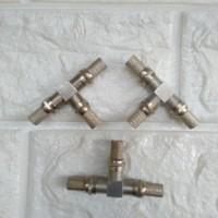Spliter Antena (T Connector) ori