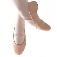 [COD]Sepatu Pointe Canvas Lembut Anak/Dewasa untuk Gym/Balet/Menari
