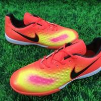 Sepatu Futsal Nike Magista Onda II TF - Total Crimson SALE