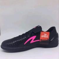 Sepatu futsal specs murah Accelerator exocet in black beat magenta