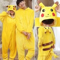 baju onesie lucu baju tidur unik baju custom pikachu stitch couple