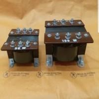 travo trafo step up/down 400v/380v to 220v/200v 50watt 1phase