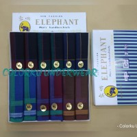 PROMO SAPU TANGAN ELEPHANT WRN ISI 6