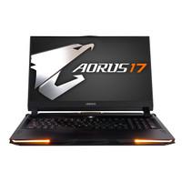 AORUS 17 YA i9-9980HK RTX 2080 8GB RAM 32GB 1TB SDD 2TB HDD W10 17.3
