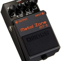 Efek Gitar Boss Metal Zone MT-2 / MT2