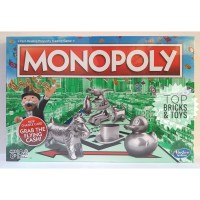 HASBRO Gaming, Monopoly Classic Game