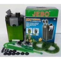 filter external bio chemical canister aquarium aquascape jebo 625