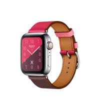 Apple watch hermes series 40mm Bordeaux pink