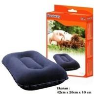 bantak kotak angin bestway travel pillow udara tiup