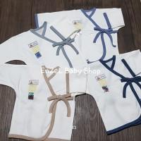 Baju Bayi Kimono Panjang NARY size Newborn 0-3 bulan kualitas Premium