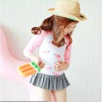 Baju renang anak perempuan 2thn - 12thn