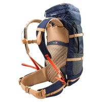 Forclaz Backpack Trekking Easyfit Men'S 50 Litres / Tas Hiking 50L Ori