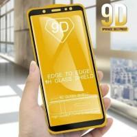 TEMPRED GLASS FULL LEM SAMSUNG A8 2018