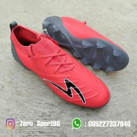 Sepatu Bola Specs Swervo Galactica FG - Red