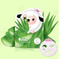 Puttisu Masker Wajah Anak - Real Fruits Sheet Mask Aloe