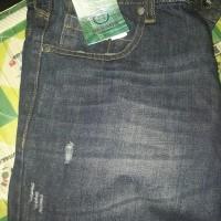 Celana Jeans Pria Nevada Navy