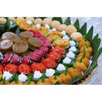 Kue Tampah Paket Jumbo isi 110 s.d 120 pcs kue tradisional enak