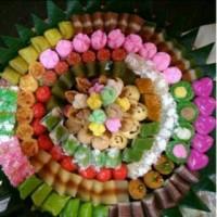 Kue Tampah Paket Platinum isi 80 s.d 100 pcs tradisional enak halal