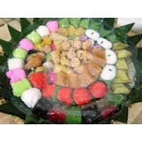 Kue Tampah Paket Klasik isi 60 s.d 70 pcs kue tradisional enak halal