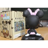 Aksesoris Mobil Pajangan Dashboard Mickey Minnie Mouse, Bobble Head