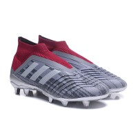 Reday!! adidas Predator 18+x Pogba Pria Sepatu Sepak Bola Luar Ruangan